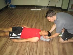 St Mark James standard first aid courses in Saskatoon, Saskacthewan
