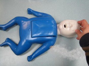 CPR Infant Mannequin