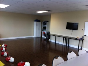 workplace approved Training Room in Hamilton