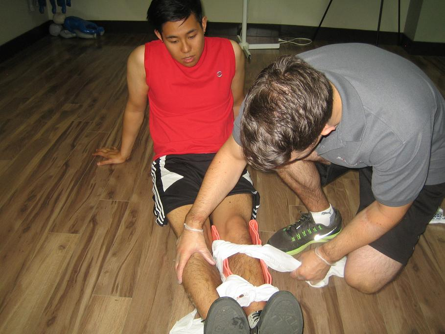 Childcare and standard first aid courses in Windsor, Ontario