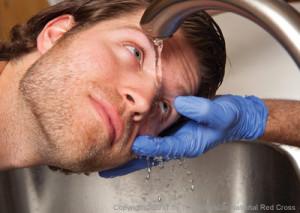 Rinse Eye