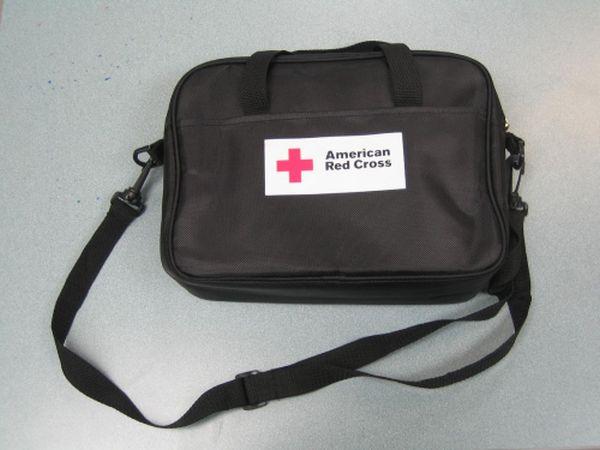 AED trainer bag