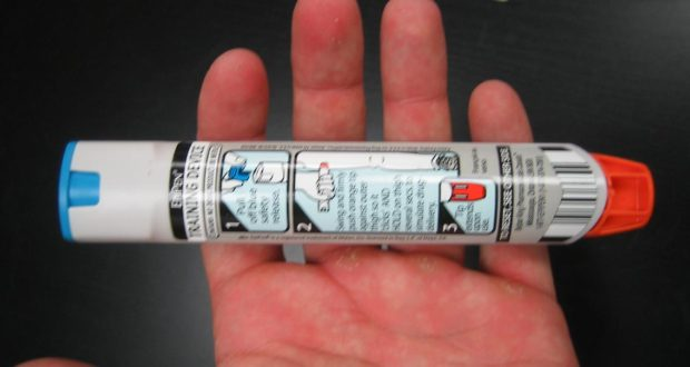 Epi-Pen for First Aid